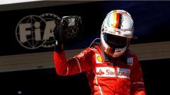 Sebastian Vettel vince l'edizione 2017