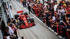 Sebastian Vettel vince sul circuito di Montreal