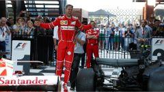 Sebastian Vettel vincitore a Melbourne