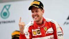 """F1 2017, GP Inghilterra, Sebastian Vettel: """"Silverstone è il tempio del motorsport, voglio vincere!"""""""