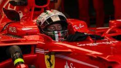 """F1 2017, GP Monza e Italia, Sebastian Vettel: """"Dobbiamo sistemare alcune cose"""""""