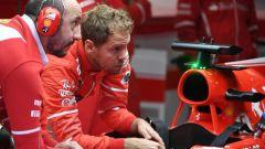 """F1 2017, GP Monza e Italia, Sebastian Vettel: """"Domani avremo un'altra opportunità"""""""