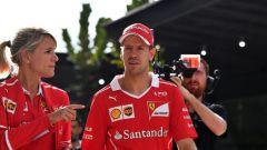 """GP Malesia, Vettel: """"Il turbo ha perso pressione"""", Raikkonen: """"Domani possiamo fare bene"""""""
