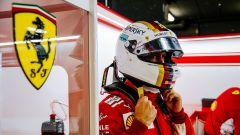 """F1 2018, Test Barcellona, Vettel, Ferrari: """"Ridurre il battistrada è stata la scelta giusta"""""""