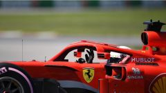 F1 2018, GP Canada: Sebastian Vettel e la Ferrari in prima fila a Montreal