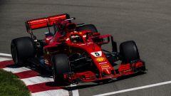 F1 2018, GP Canada: Sebastian Vettel e la Ferrari vincono a Montreal davanti a Bottas e Verstappen
