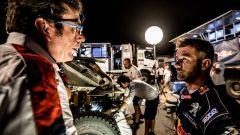 Sebastien Loeb al Silk Way Rally 2017 - Peugeot Sport 3008 DKR