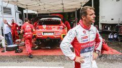 Citroen Racing presenta l'equipaggio WRC 2018 per la prossima stagione