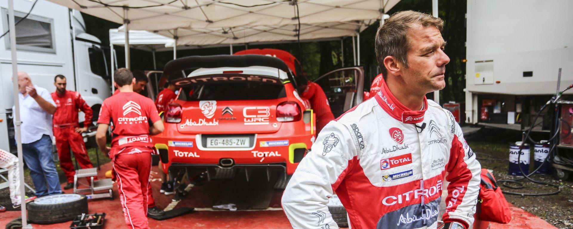 Sebastien Loeb - Citroen C3 WRC