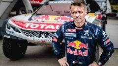 Sebastien Loeb e la sua Peugeot 3008 DKR - Dakar