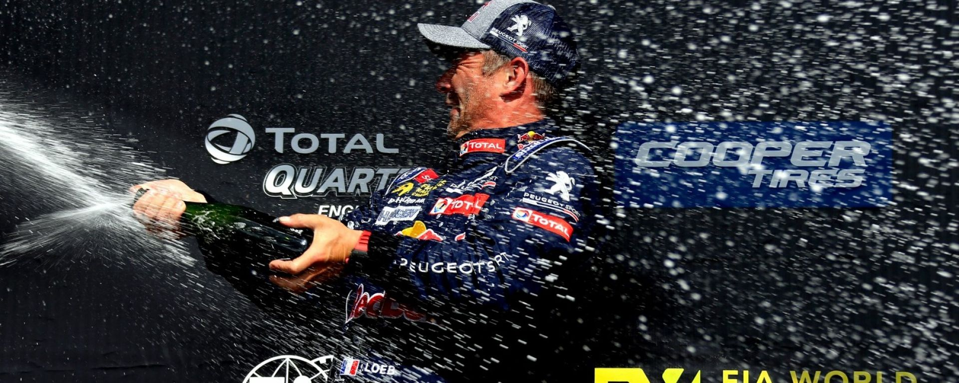 Sebastien Loeb - GP Holjes, Rallycross 2017
