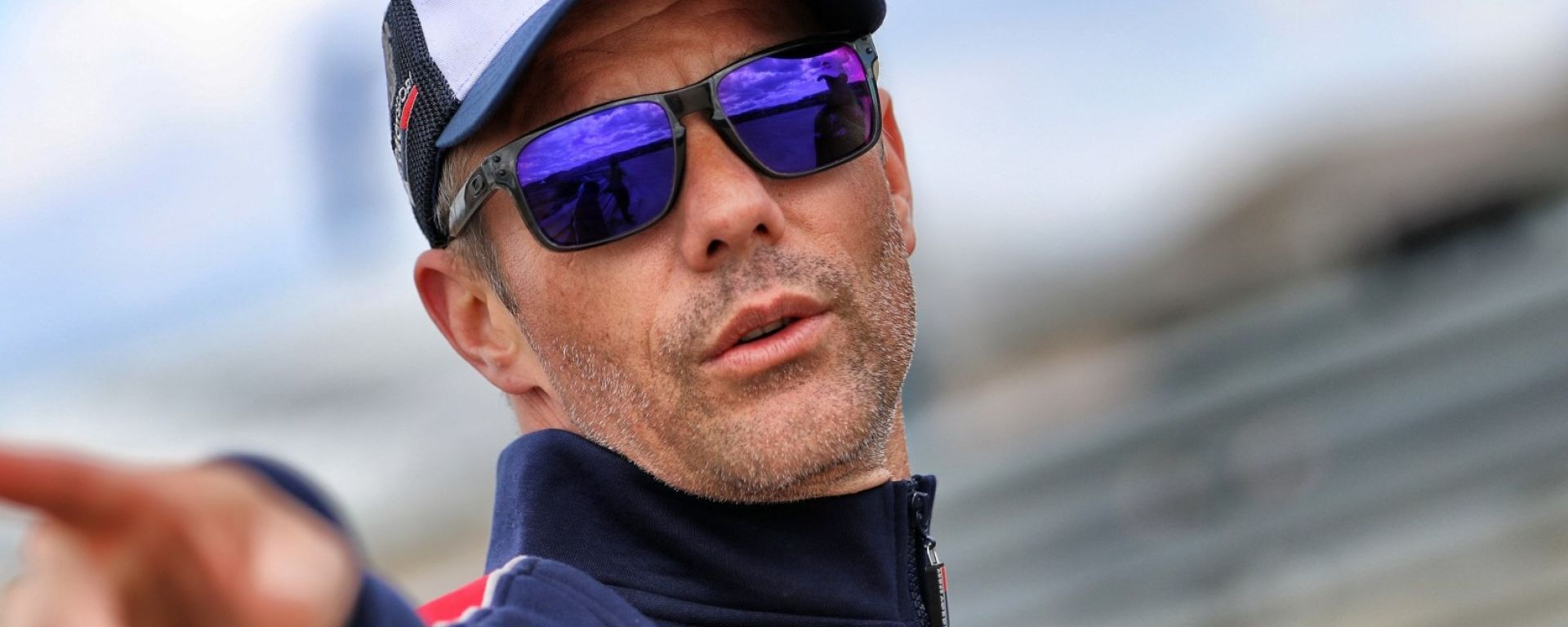 Sebastien Loeb - Peugeot Sport Team Hansen