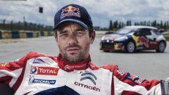 Sebastien Loeb - pilota Citroen C3 WRC