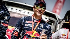 Sebastien Loeb - secondo classificato al Rally del Marocco 2017