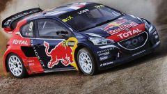 Sebastien Loeb - Team Hansen, Peugeot 208 WRX