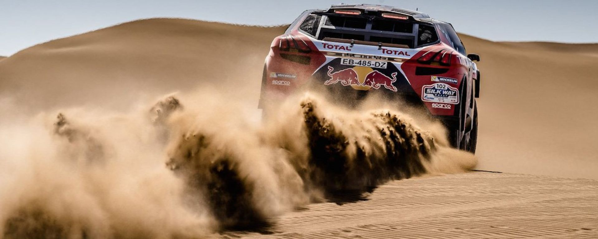Silk Way Rally Tappa 9: un podio 100% Peugeot