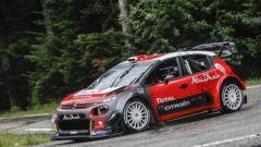 Sebastien Loeb torna a correre nel WRC con la Citroen C3 WRC - Immagine: 4