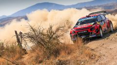 Sebastien Ogier - Citroen C3 Wrc Plus rally di argentina