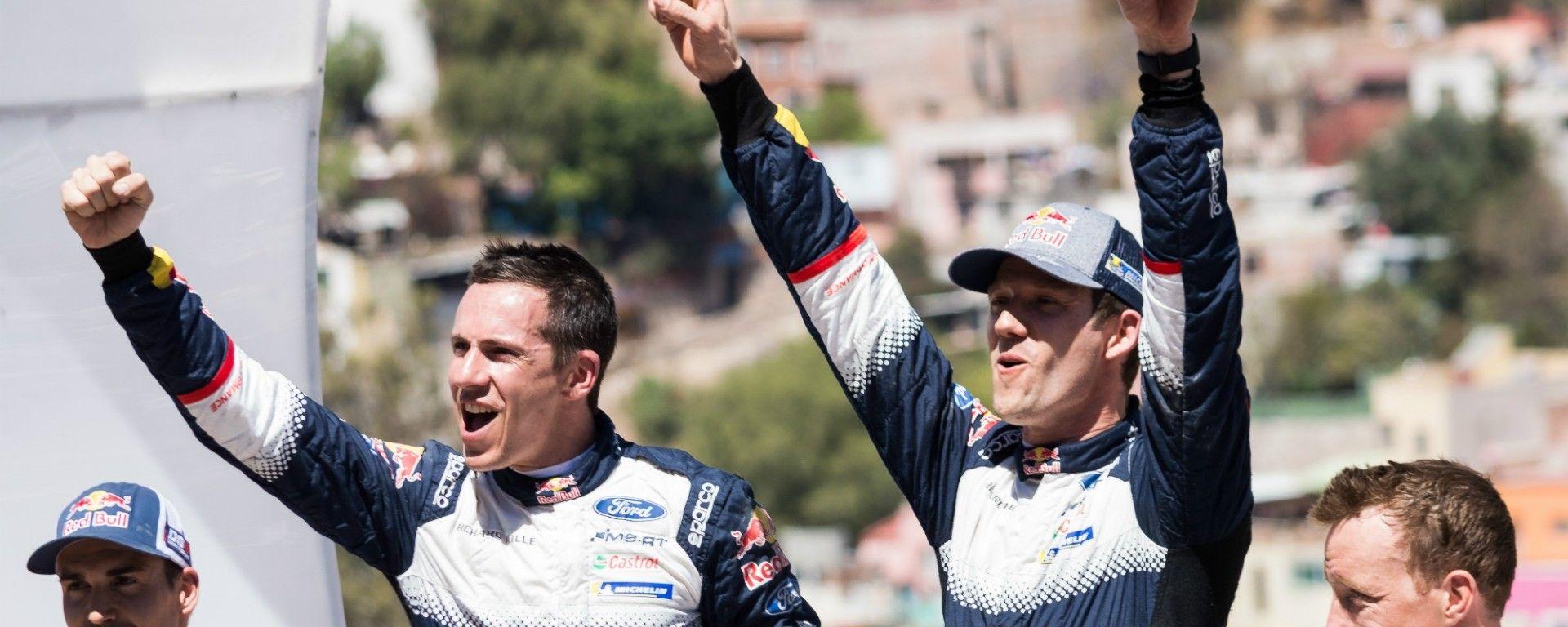 Ogier conquista il Rally del Messico 2018 con la Ford