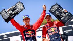 Sébastien Ogier e Julien Ingrassia - podio Rally di Turchia 2019