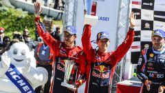 Sebastien Ogier e Julien Ingrassia - Podio Rally Tour de Corse 2019