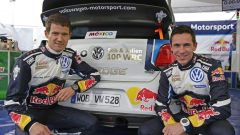 Sébastien Ogier e Julien Ingrassia