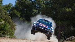 Sebastien Ogier Rally Sardegna