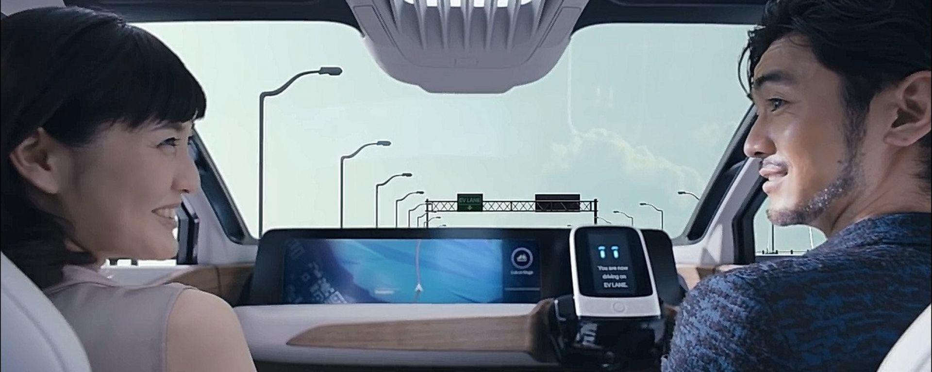 Secondo Nissan la guida autonoma vale 17 trilioni di euro