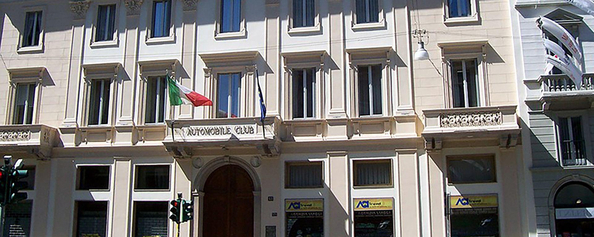 Sede dell'ACI di Milano