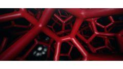 Sedili Porsche a guscio stampati in 3D: la struttura interna delle imbottiture