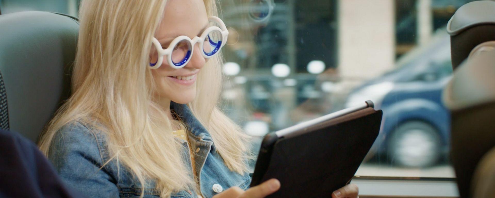 Seetroen: gli occhiali anti mal d'auto by Citroen