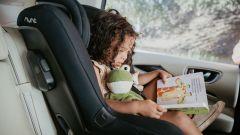Seggiolini in auto: norme e sanzioni