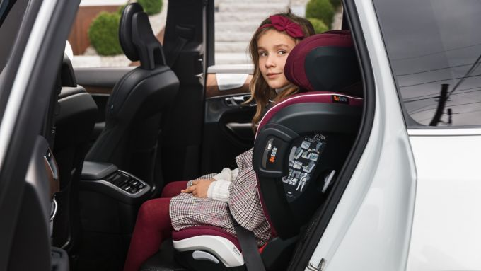 Seggiolini in auto: tutto quello che c'è da sapere