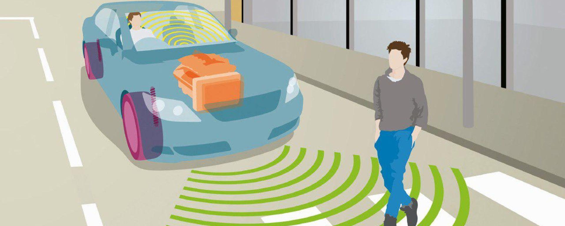 Segnalatori Acustici per auto elettriche