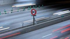 Segnaletica stradale: limite di velocità in Francia