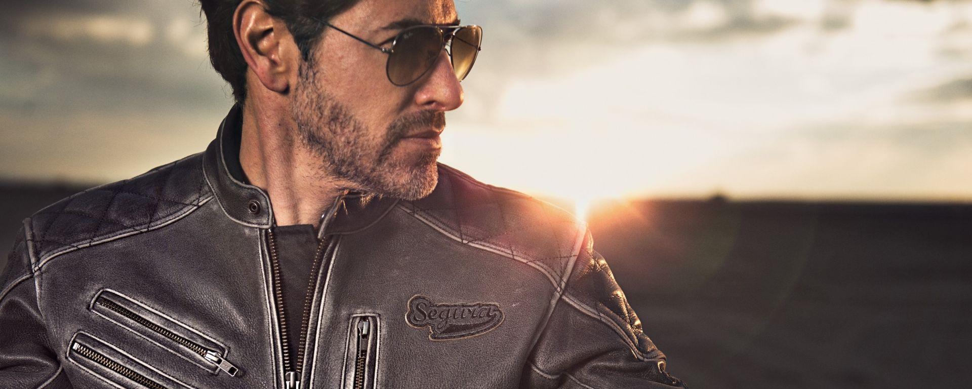 Segura Hank: la giacca in pelle per la bella stagione