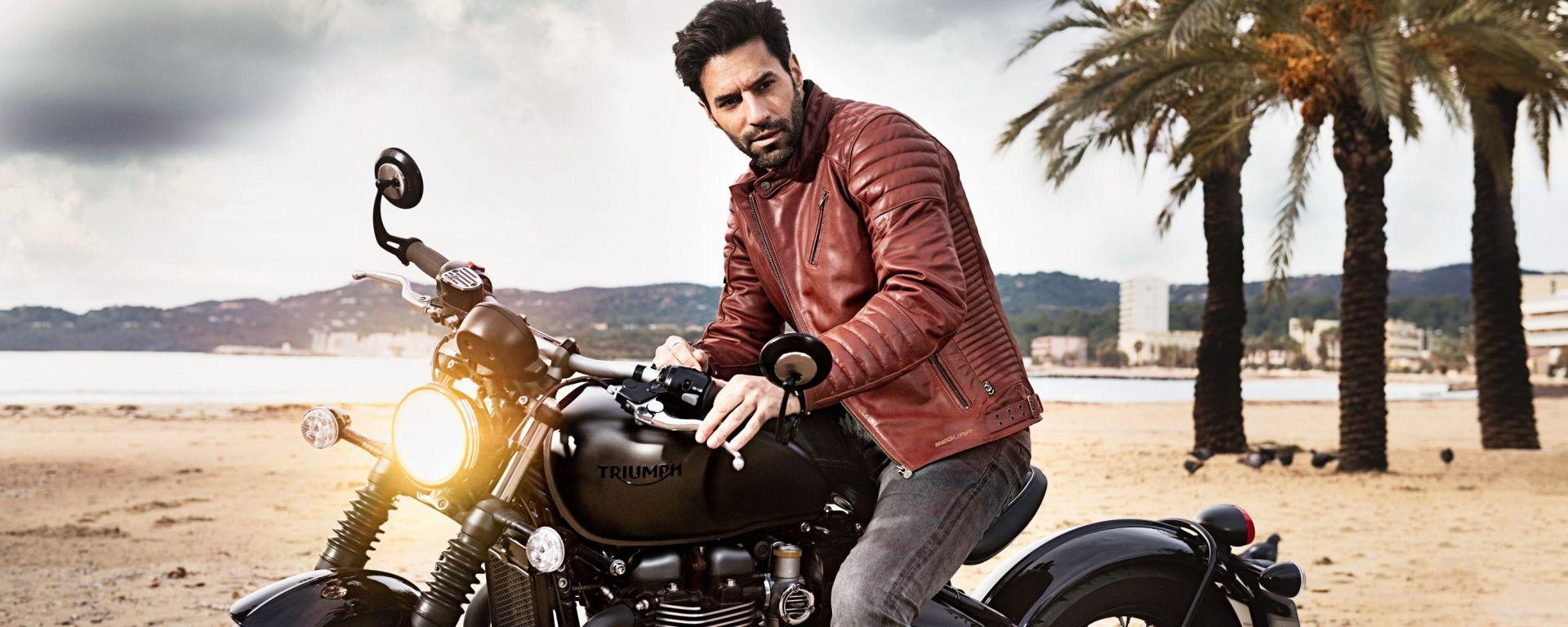 Segura: la giacca Gomore riporta in strada l'iconica Perfecto