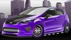Sema 2011: così Ford incattivisce Focus e Fiesta - Immagine: 1