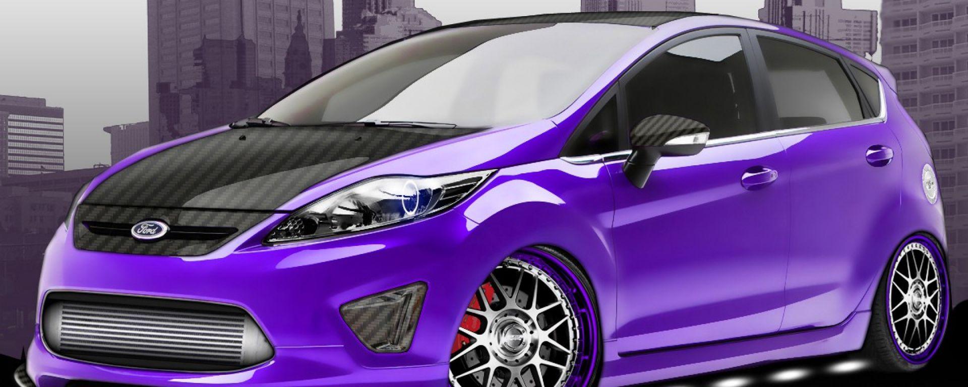 Sema 2011: così Ford incattivisce Focus e Fiesta