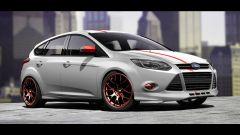 Sema 2011: così Ford incattivisce Focus e Fiesta - Immagine: 2