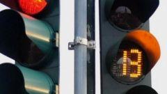 Semafori con countdown, entra in vigore decreto su regolamentazione