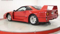 Sembra una Ferrari F40 ma è una... Pontiac Fiero!
