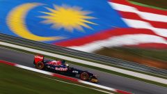 Sepang International Circuit - bandiera malesiana