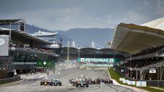 Sepang International Circuit - partenza 2016