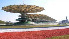 Sepang International Circuit - tribune