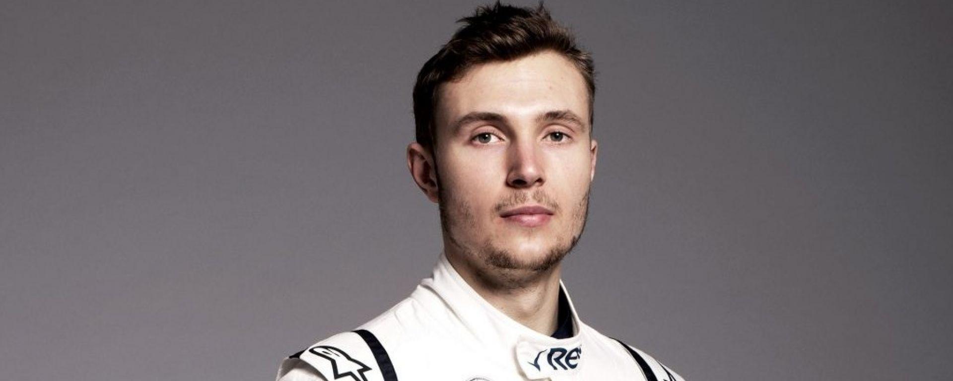 Sergey Sirotkin #35