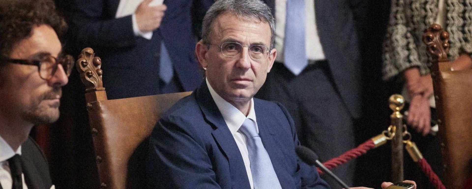 Sergio Costa, ministro dell'Ambiente del Governo Lega-5 Stelle