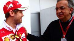 F1 2017: Sergio Marchionne incita la Ferrari a dare il meglio di sé
