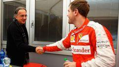 Sergio Marchionne elogia la Ferrari ma predica prudenza  - Immagine: 2