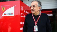 Sergio Marchionne, Scuderia Ferrari